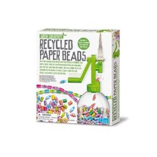 4M Kidz Lab Green Creativity Gerecycleerde papieren Kralenketting