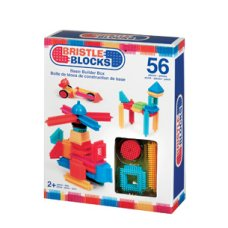 Bristle Blocks 56 Delige Set