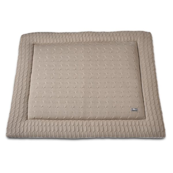 Baby's Only Boxkleed Kabel Uni Beige (80x100)