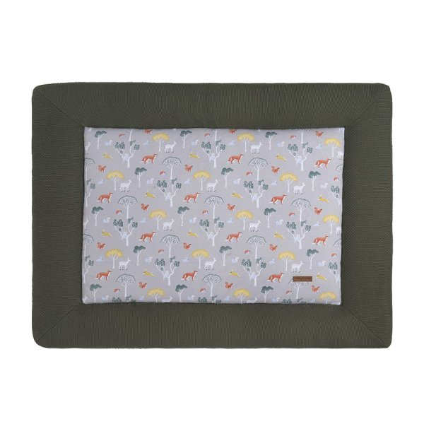 Baby's Only Boxkleed Forest Khaki (85x100)