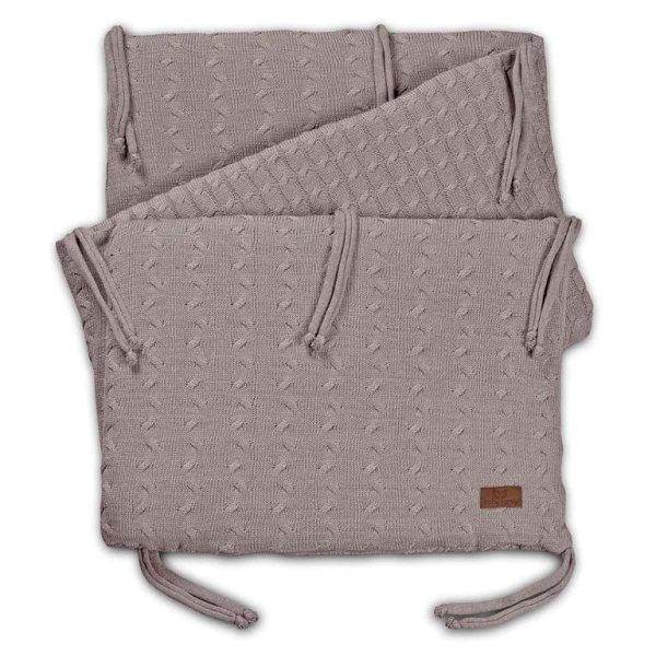 Baby's Only Bedbumper Cable Taupe
