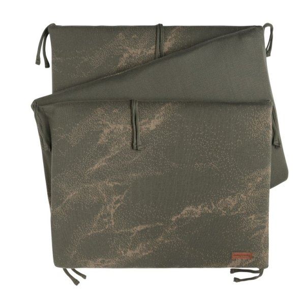 Baby's Only Bedbumper Marble khaki/olive