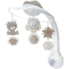 Infantino muziekmobiel 3 in 1 Cream