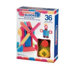 Bristle Blocks 36 Delige set
