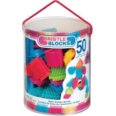 Bristle Blocks 50 Delige Emmer