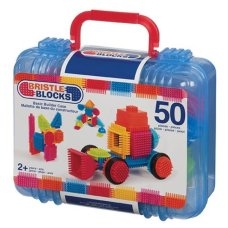 Bristle Blocks 50 Delige Koffer