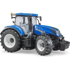 Bruder Tractor New Holland