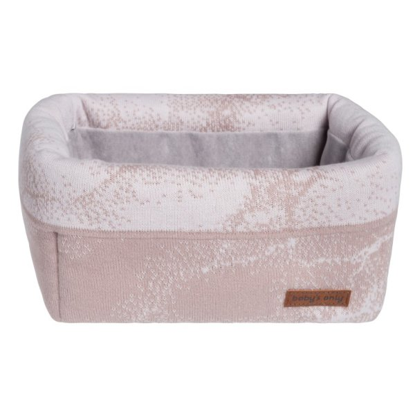 Baby's Only Commodemandje Marble oud roze/classic roze