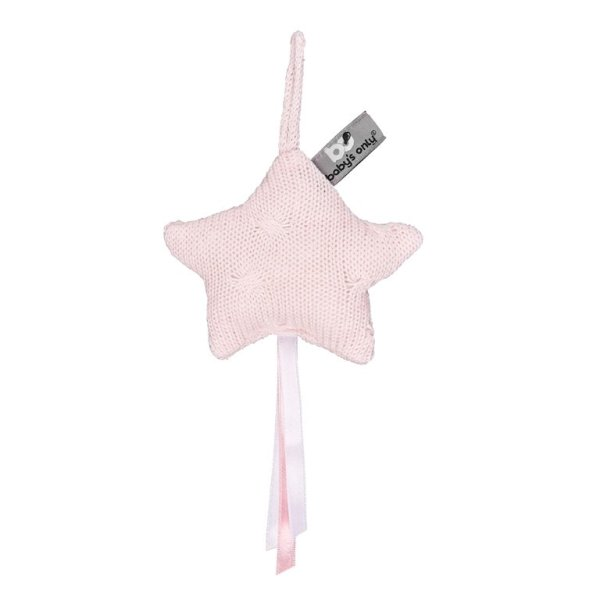 Baby's Only Decoratiester Cable Classic Roze