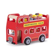 New classic toys Speelset Londen Bus