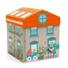 Scratch Playbox Huis 2 in 1