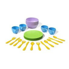 Green Toys 24-Delige Dinerset
