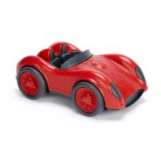 Green Toys Race auto Rood