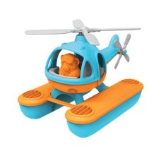 Green Toys Zeehelikopter (Blauwe Top)
