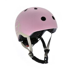 Scoot and Ride Helm XS Rose