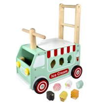 I'm Toy Loopwagen Ijsco truck