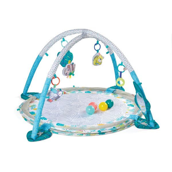 Infantino Speelkleed Activity gym and Ball pit 3 in 1