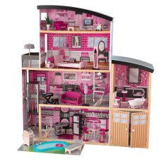 Kidkraft Sparkle Mansion Poppenhuis