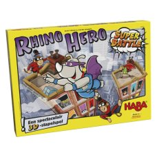 Haba spel Rhino Hero Super Battle