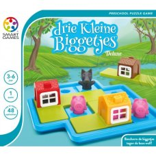Smart Games 3 Kleine Biggetjes