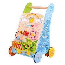 BigJigs Activity Walker Bloemen