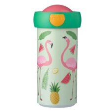 Schoolbeker Campus 300 ml Tropical Flamingo
