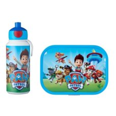 Drinkfles en Lunchbox Paw Patrol