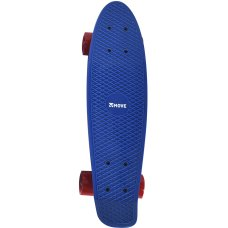 Move Old School Skateboard Blauw
