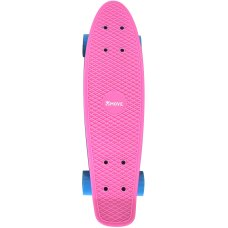 Move Old School Skateboard Roze