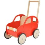 Playwood Loopwagen Auto Rood