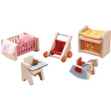 Haba Little Friends Poppenhuis Kinderkamer