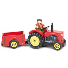 Le Toy Van Speelset Berties Traktor