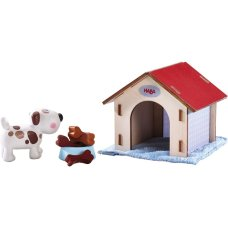 Haba Little Friends Poppenhuis Speelset Hond Lucky