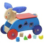 Primi Passi Sort and go Rabbit Blue