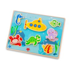 New Classic Toys Puzzel Chunky Zee