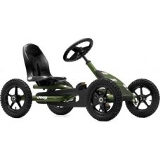 Berg Skelter Jeep Junior Pedal Go-kart