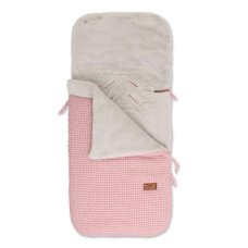 Baby's Only Voetenzak Maxi Cosi Robust Oud Roze