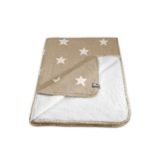 Baby's Only Wiegdeken Teddy Star Beige
