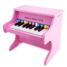 New Classic Toys Piano Roze