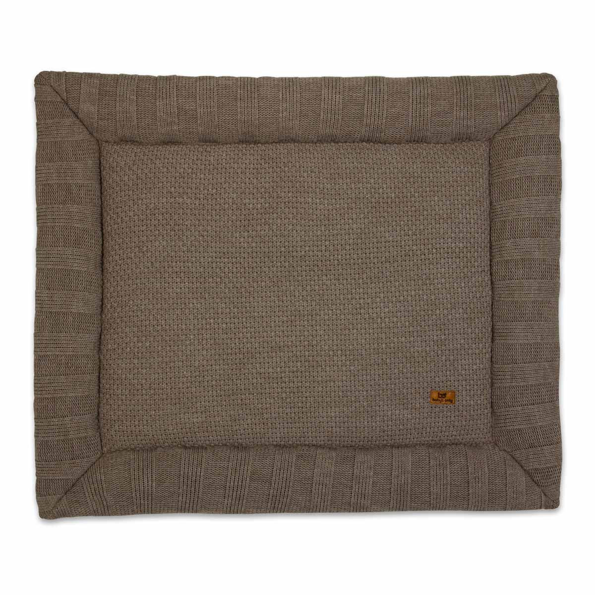 Baby s only boxkleed robust taupe (75x95)